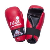 Fuji Mae ITF Approved Point Sparring Gloves Red