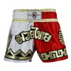 Muay Thai Competition Royalty Fight shorts - White