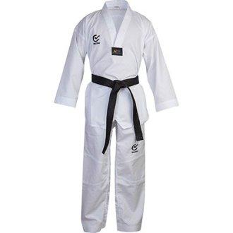 f80fdc645a3b WTF Approved White Taekwondo Beginners Students Uniform - £16.99 ...