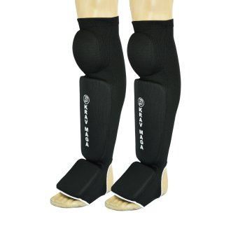 Krav Maga Black Full Contact Shin,...