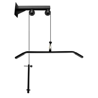 Home Gym: Wall Mounted Lat/ Tricep...