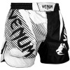 Venum MMA NoGi Fight Shorts - Black/White