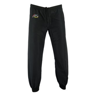 Elite Kung Fu Microfibre Trousers Black