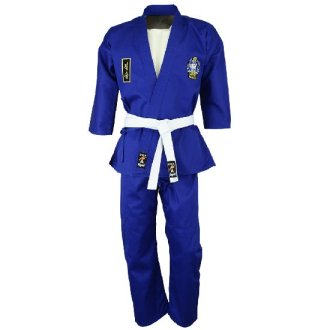 Official Choi Kwang Do Blue Assistant Instructors Uniform