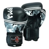 Elite Leather Classic Camo Boxing Gloves