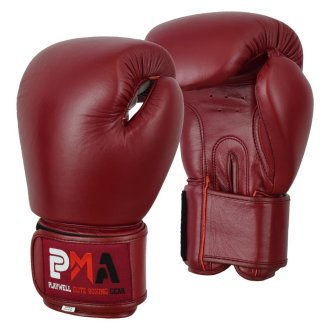Elite Leather Classic Maroon Boxing...
