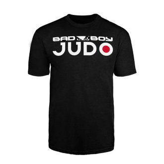Bad Boy Kids Martial Arts Judo T Shirt