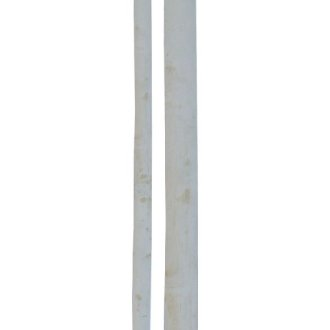 Chinese Wushu Wax Wood Long Staff - 76 Inches