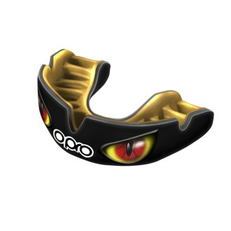 Opro Power-Fit Black/Red Eyes...