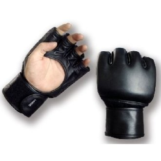PRO MMA Open Palm Training Gloves