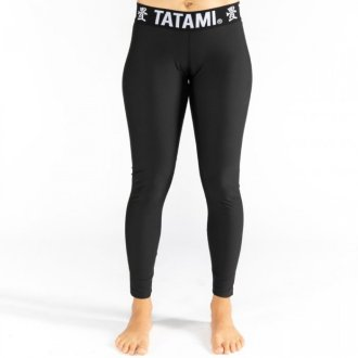 Tatami Ladies Black Minimal Spats...