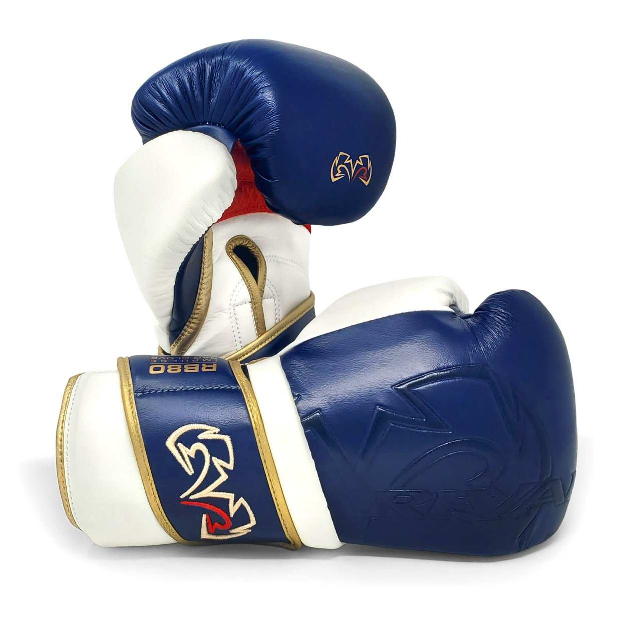 Rival Boxing RS80V Impulse Sparring Gloves - Navy - Click Image to Close