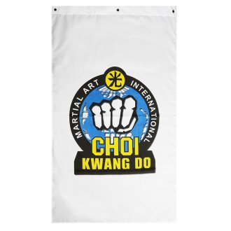 Choi Kwang Do Large Wall Flag