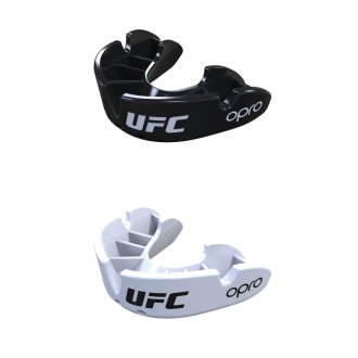 UFC Bronze Self Fit Mouth Guard - Adults ( By Opro )