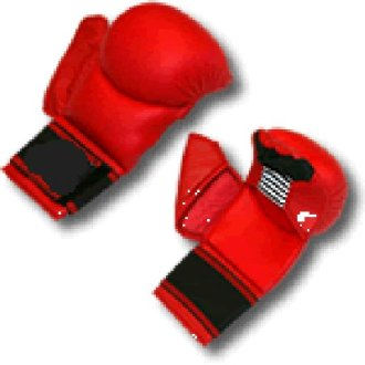 Karate Mitts Elite With Thumb Protection