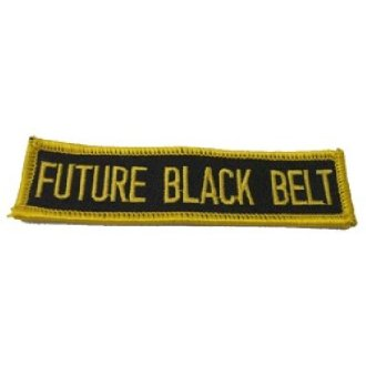 Merit Patch: Forms: Future Black Belt ...