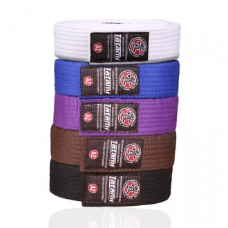 Tatami Adult Coloured Ju Jitsu Belts