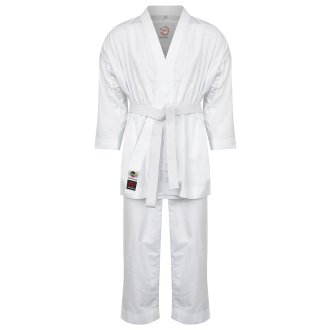 Wacoku WKF Approved Karate Ultra Light Weight Fighters Suit