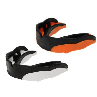 Shock Doctor Proffessional Mouth Guard V1.5: Twin Pack