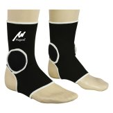 Muay Thai Elasticated Padded Ankle Supports