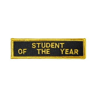 Merit Patch: Student: Student of the...