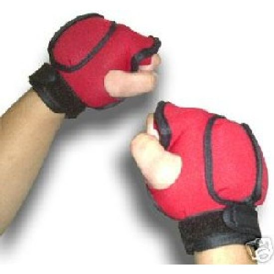 Boxing - Weighted Gloves Punching - 1kg