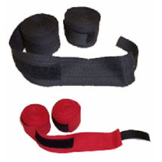 Bamboo Charcoal Fibre Hand Wraps