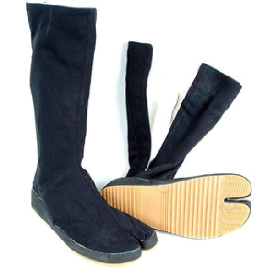 Martial Arts Ninja Boots, Tabi Shoes, Socks, Indoor ...
