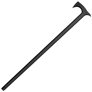 Cold Steel Axe Head Walking Cane Stick