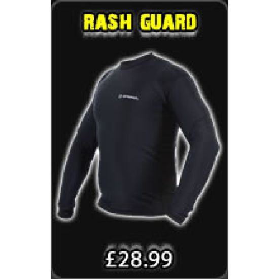 Sprawl MMA Long Sleeve Grappling Top ( Rash Guards )