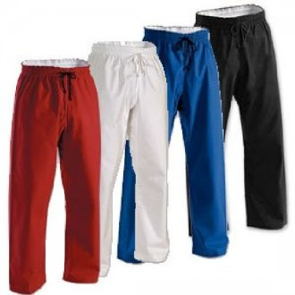 Karate Trousers Blue P/C