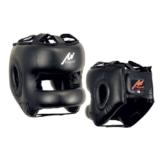 Boxing Ultimate Full Face With Bar Head Guard