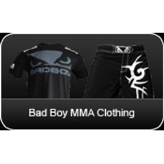 Bad Boy MMA Clothing