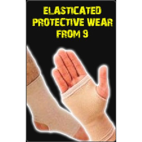 Elasticated Protective Wear From 9