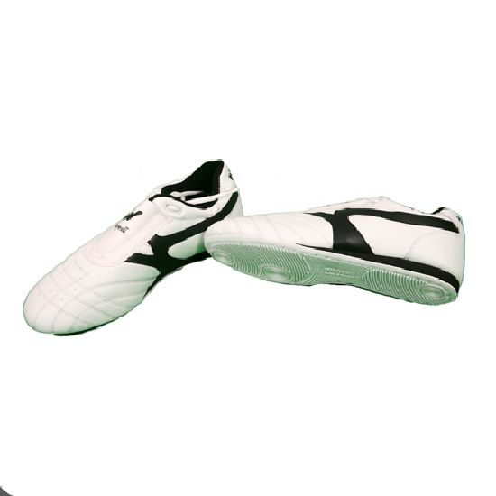3fe53a5822d7 Childrens Martial Arts White Training Shoes   F120 - £22.99 ...