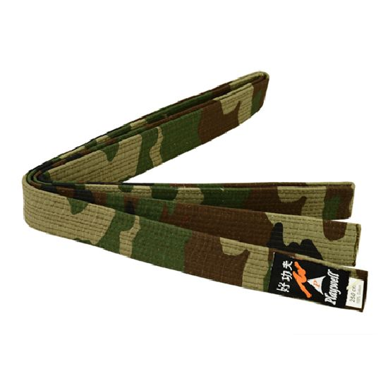 Camouflage Grading Belts