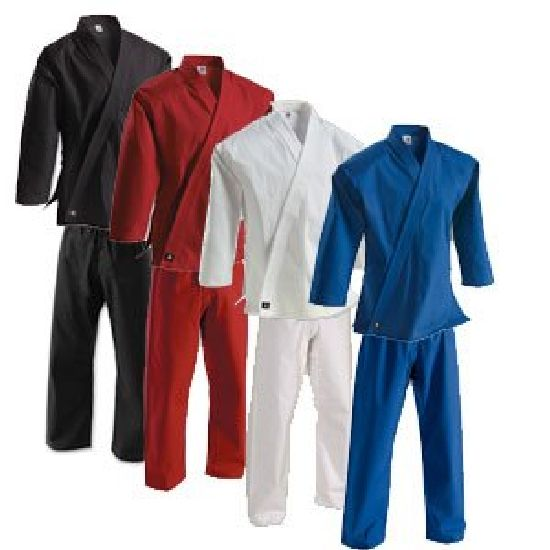 ... Uniforms And Suits :: Karate Uniforms :: Karate Uniform : Red Children