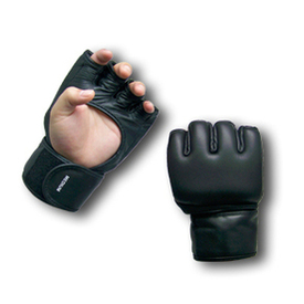 PRO MMA Open Palm Competition Leather Fight Gloves