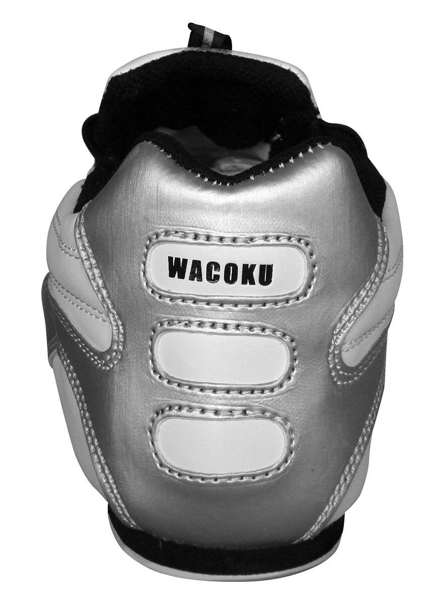 wacoku ultra white martial arts training shoes