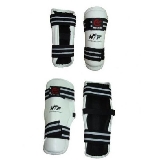 WTF Approved Forearm & Shin Guard Set - Special Offer